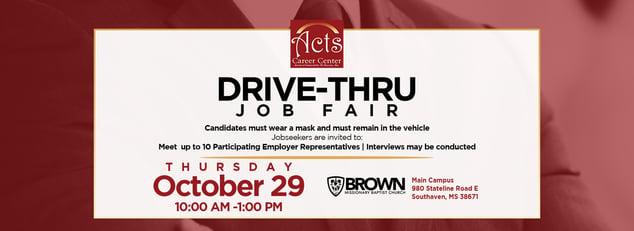Drive Thru Job Fair Web_App 1920 x 700