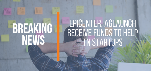 Epicenter, AgLaunch Receive Startup Funds