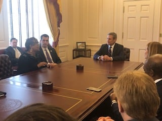 Memphis Chamber Meets with Bill Lee