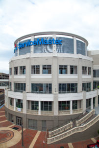 ServiceMaster's new headquarters brought more than 1,200 employees to Downtown Memphis in 2018.
