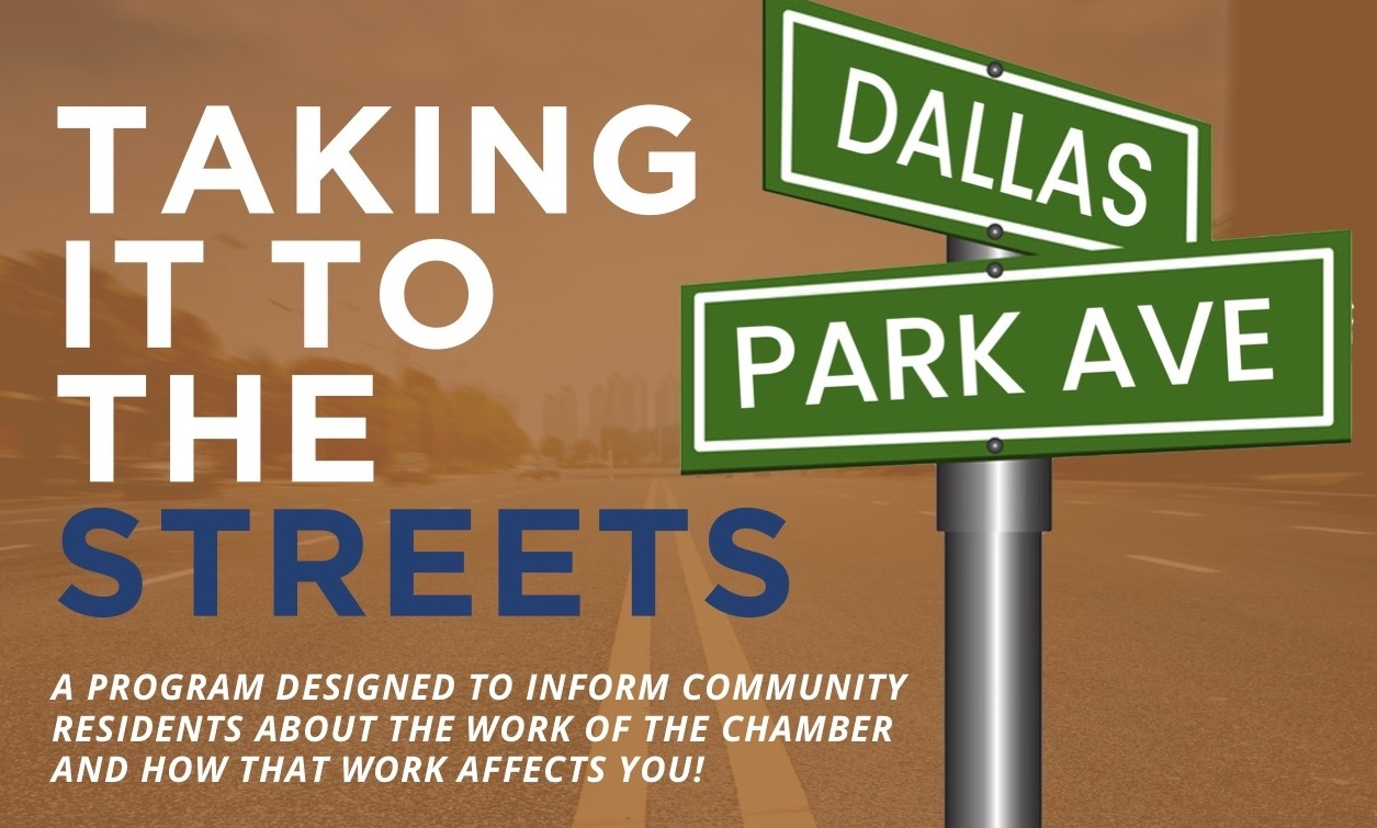 Taking it to the Streets Memphis Chamber